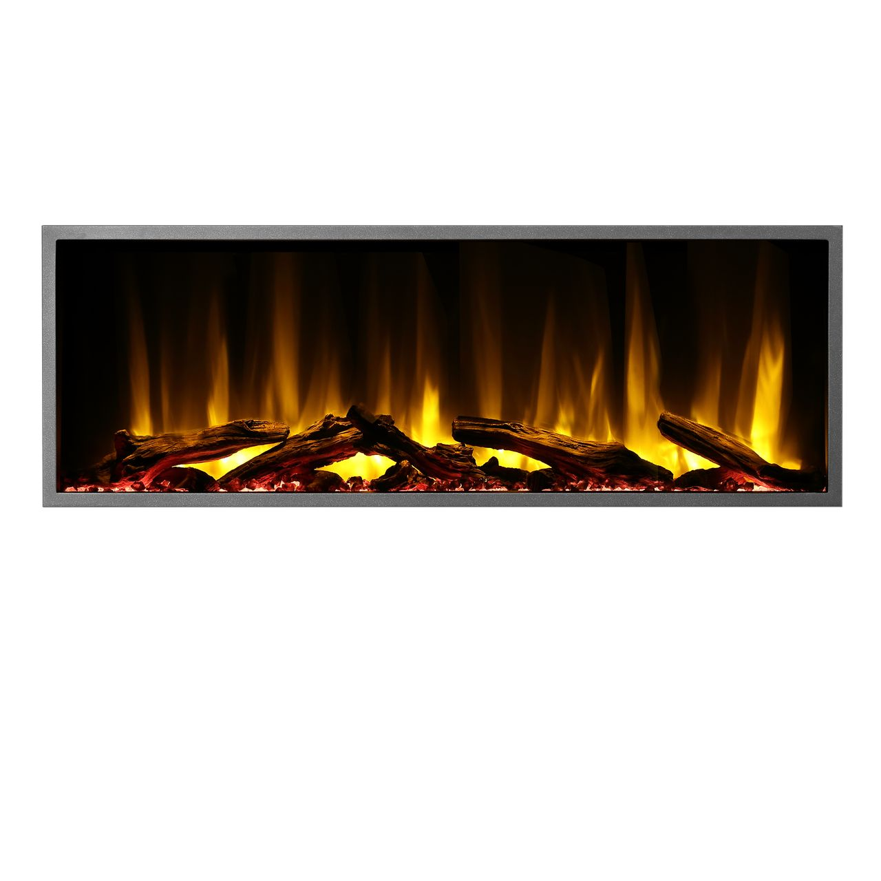 "Dynasty Harmony BEF Series 45"" Linear Electric Fireplace"