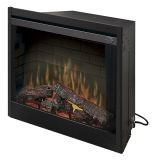 Dimplex BF39DXP Deluxe Built-in Electric Firebox- 39""