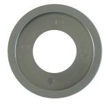 Decor Trim Ring - Satin Chrome
