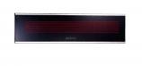 "50"" Platinum 3400W Smart-Heat Electric Outdoor Patio Heater in Black"