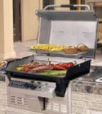 Stainless Steel Built-in Kit for Broilmaster C3 Grill Head
