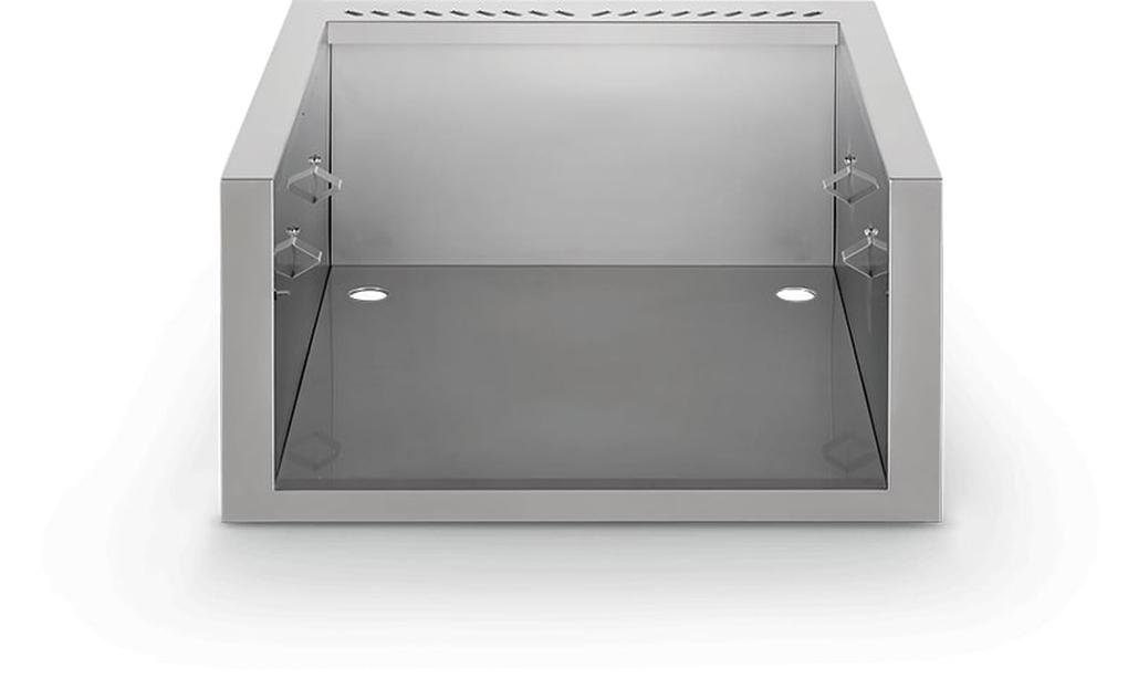 Napoleon Stainless Steel Zero Clearance Liner For BIB18PB BIB18LR & RT
