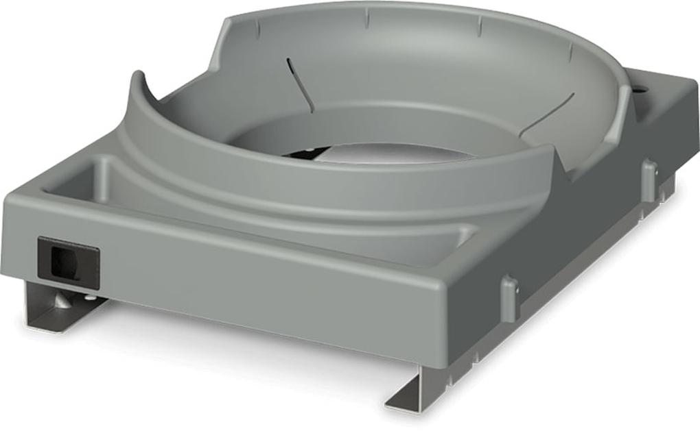 Napoleon Gray Slide-Out Propane Tank Kit