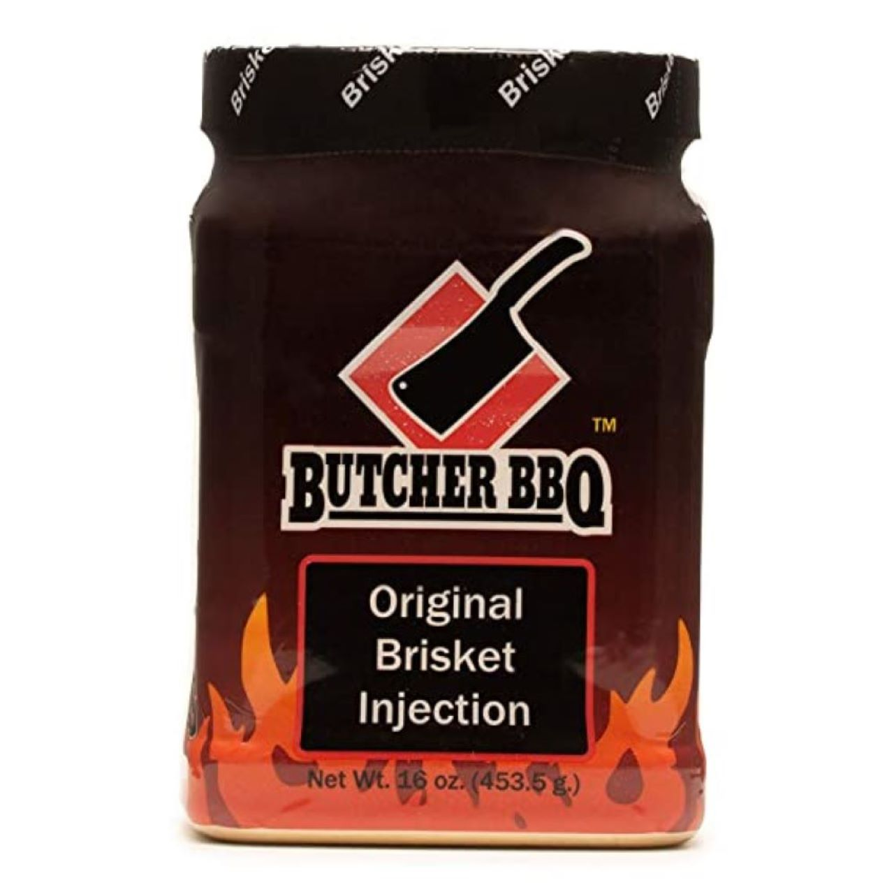 Butcher BBQ 16oz Original Brisket Powder Injection Marinade