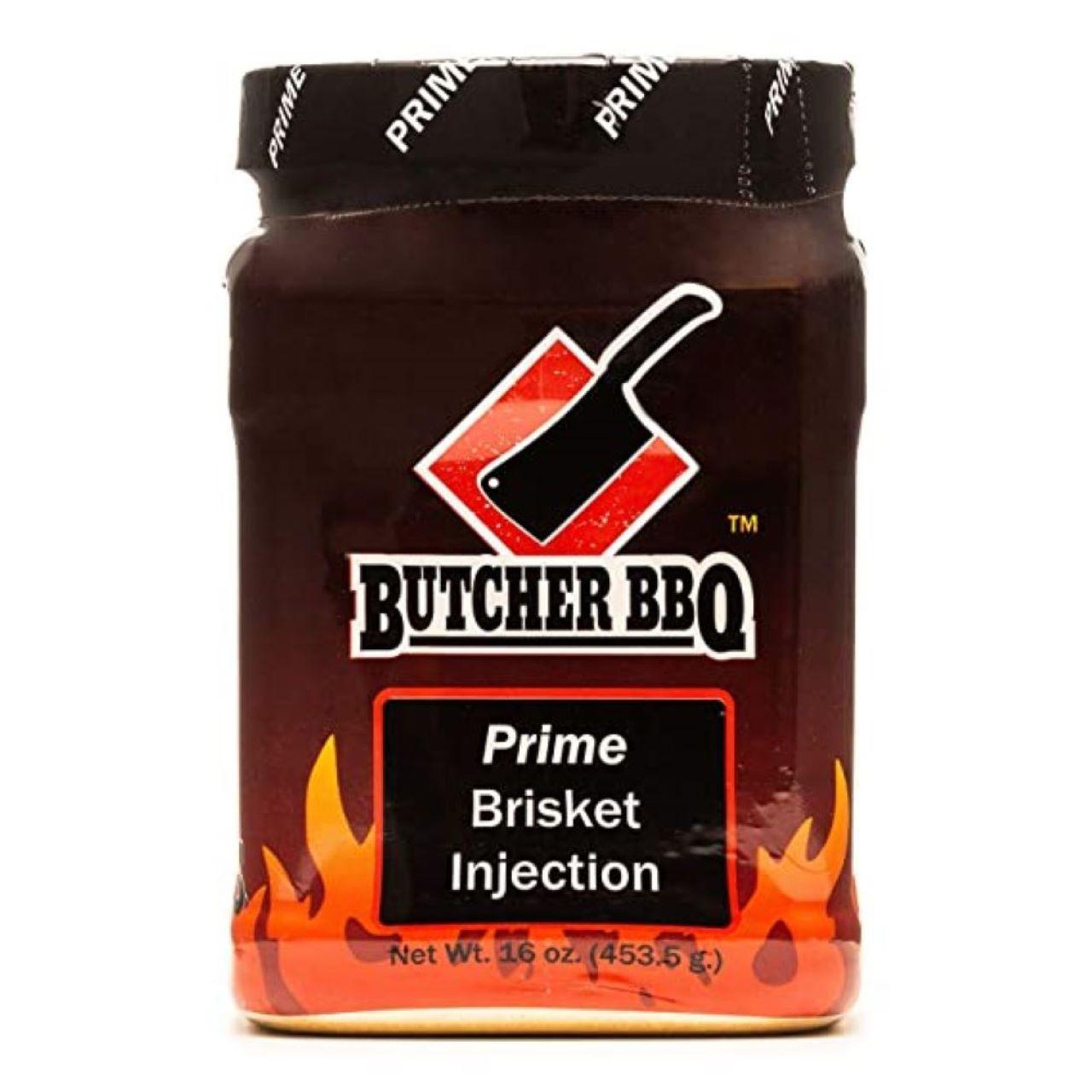 Butcher BBQ 16oz Prime Brisket Powder Injection Marinade