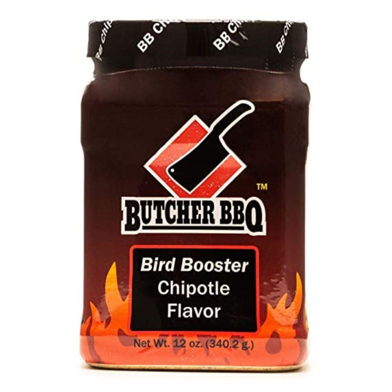 Butcher BBQ 12oz Bird Booster Chipotle Flavor Powder Injection Marinade
