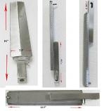 304 16-inch Stainless Steel Burner for Sunstone Grills