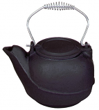 5 Qt. Cast Iron Humidifier, Chrome Handle