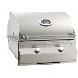 """Choice C430i Built-In Grill without Rotisserie (24"""" x 18"""") Natural Gas"""