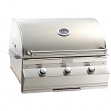 """Choice C540i Built-In Grill without Rotisserie (30"""" x 18"""") Natural Gas"""