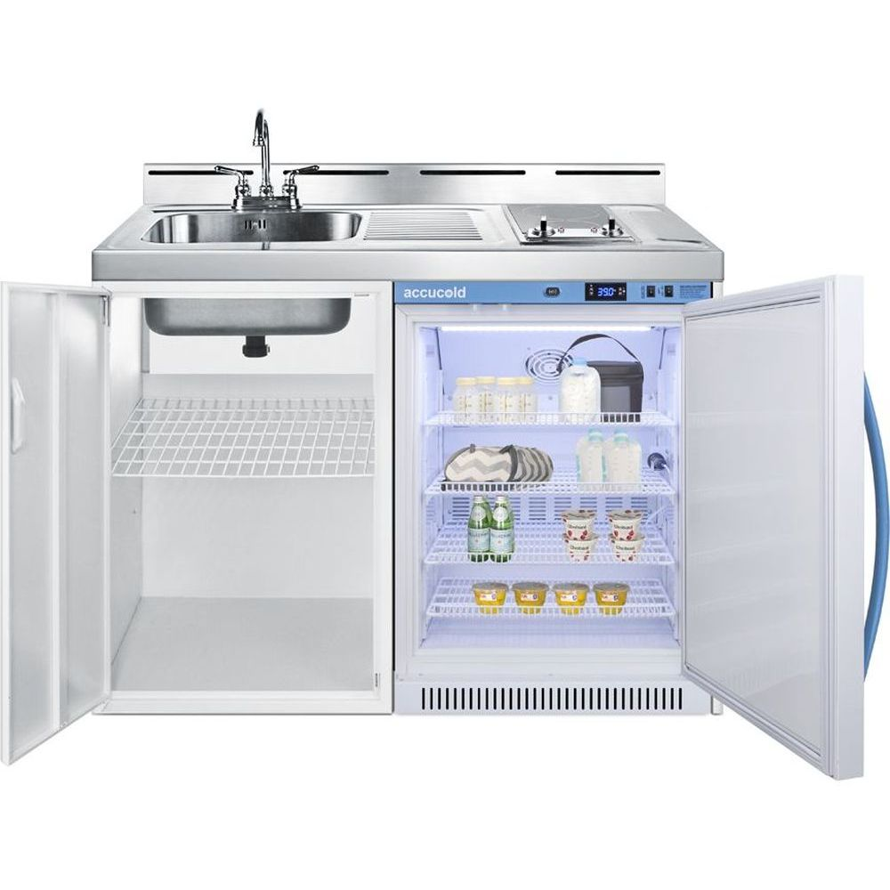 "Summit 48"" Wide All-In-One Wellness Room Kitchenette"