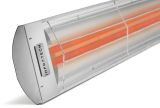 CD Series 61.25'' Dual Element 208V, 28.8 Amps Heater - Grey