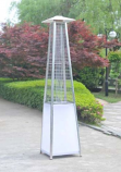 Real Flame Patio Heater With Led Lights