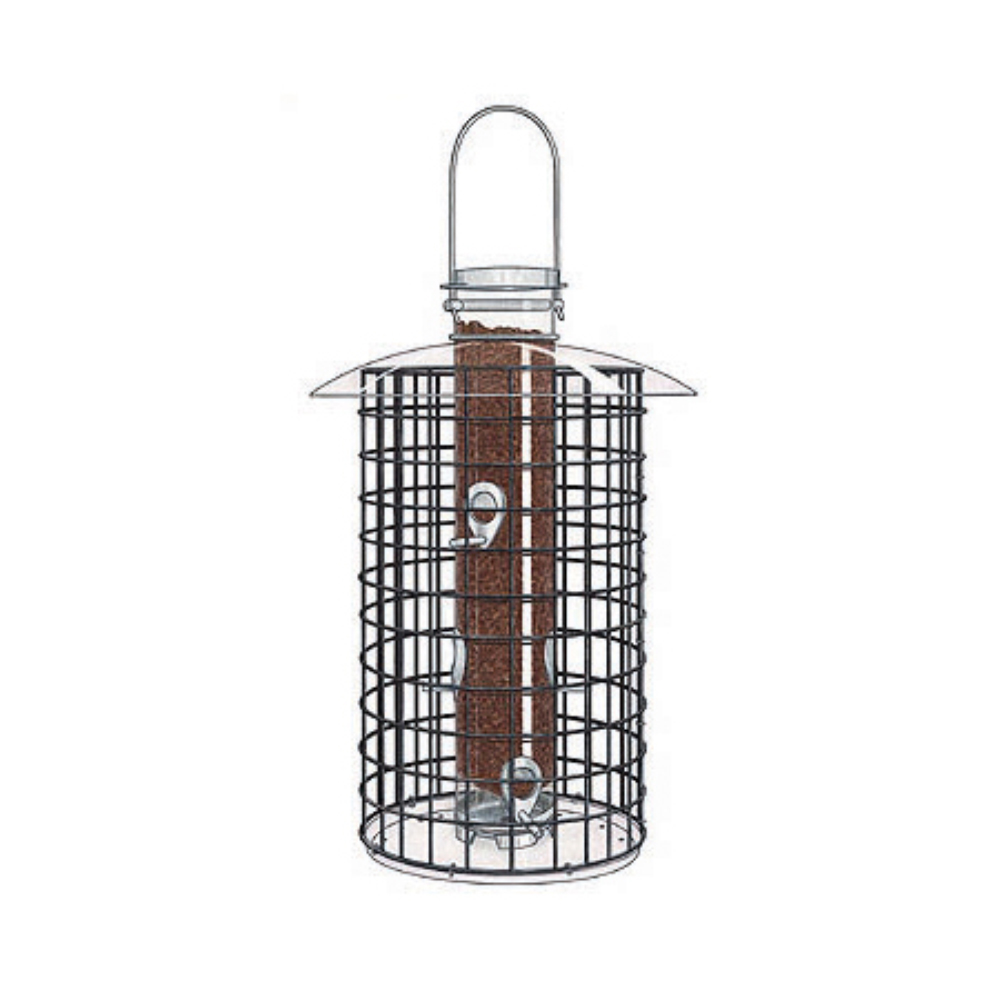 Classic 2.5 Lbs Capacity Domed Cage Shelter Feeder