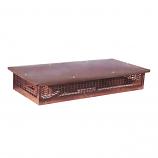 Forever Crown Mount Copper Stock Custom Cap