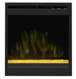 Dimplex DF2000CR 20'' Electric Firebox with Crystal
