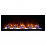 """Modern Flame Landscape 2 Series Built-in Electric Fireplace, 40 x 15"""""""