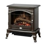 Dimplex DS5629BR Traditional Electric Stove - Gloss Bronze