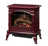 Dimplex DS5629CR Traditional Electric Stove - Gloss Cranberry