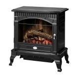 Dimplex DS5629GB Traditional Electric Stove - Gloss Black