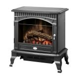 Dimplex DS5629GP Traditional Electric Stove - Gloss Pewter
