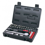 41 Piece All Purpose Socket Set