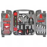 53 Piece Household Tool Kit By Apollo