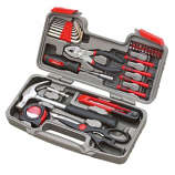 39 Pc. General Tool Set By Apollo