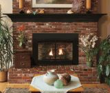 Empire Innsbrook Medium DV Clean Face IP Fireplace Insert - LP