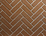 "Ceramic Fiber Liner for 42"" Premium Fireplaces - Herringbone Brick"