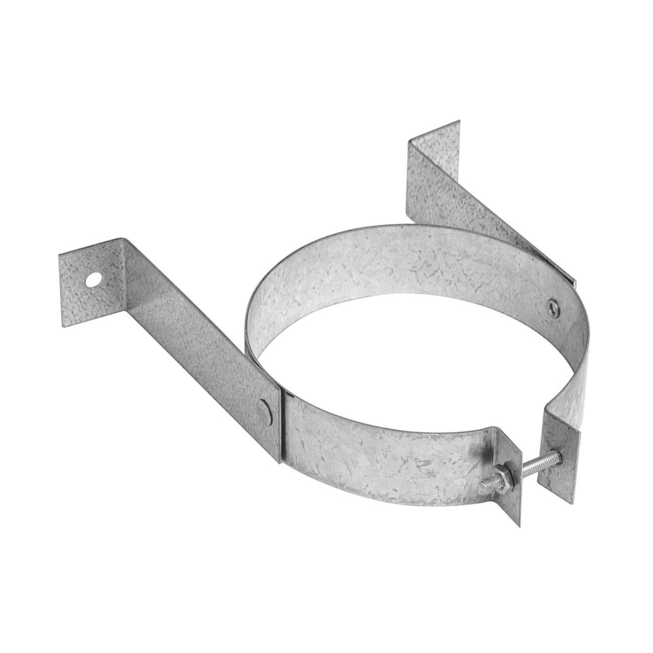 """Metal-Fab Standard Direct Vent Wall Support - 5"""" Dia"""