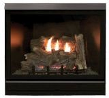 "Tahoe Clean Face Direct Vent MV Deluxe 42"" LP Fireplace with Blower"