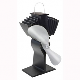 Caframo Ecofan Airmax, Black with Nickel Blade
