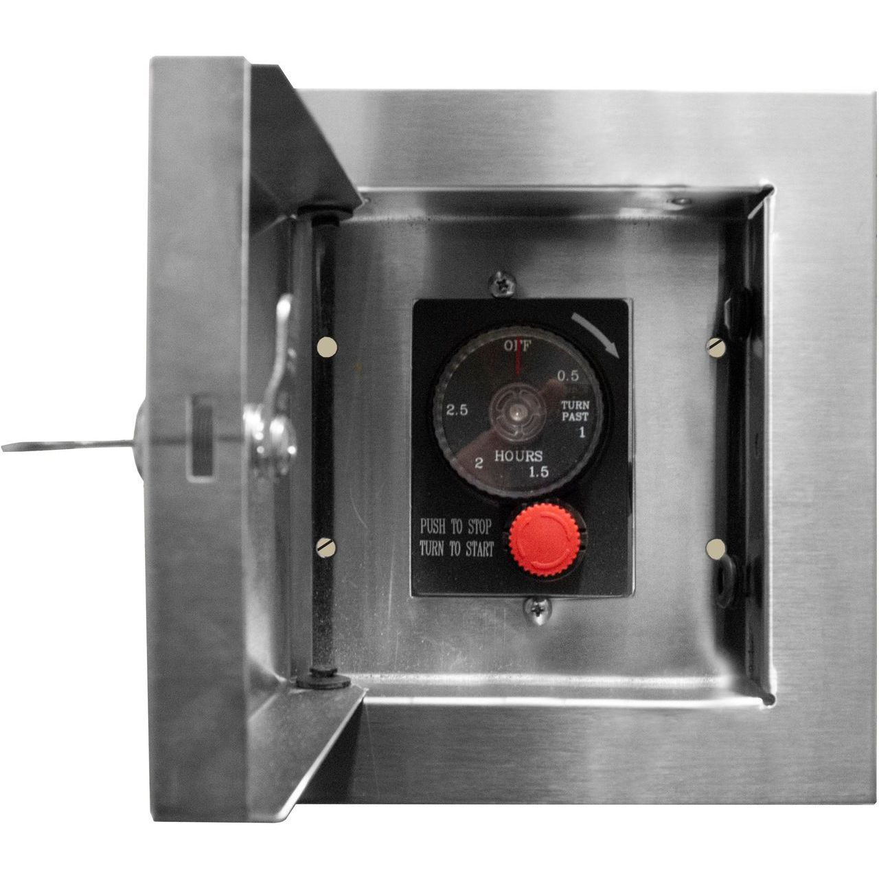 Summerset E-STOP Gas Timer Locking Cabinet Kit