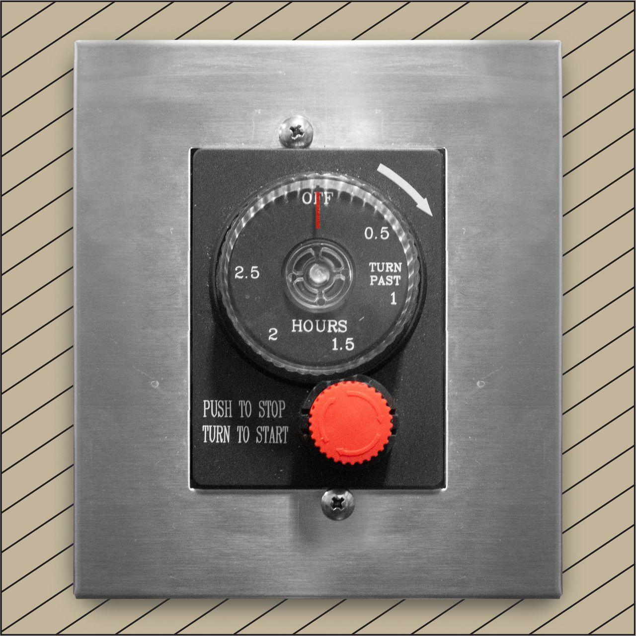 Firegear ESTOP-RM-KIT E-Stop Timer Surface Mount Enclosure Kit