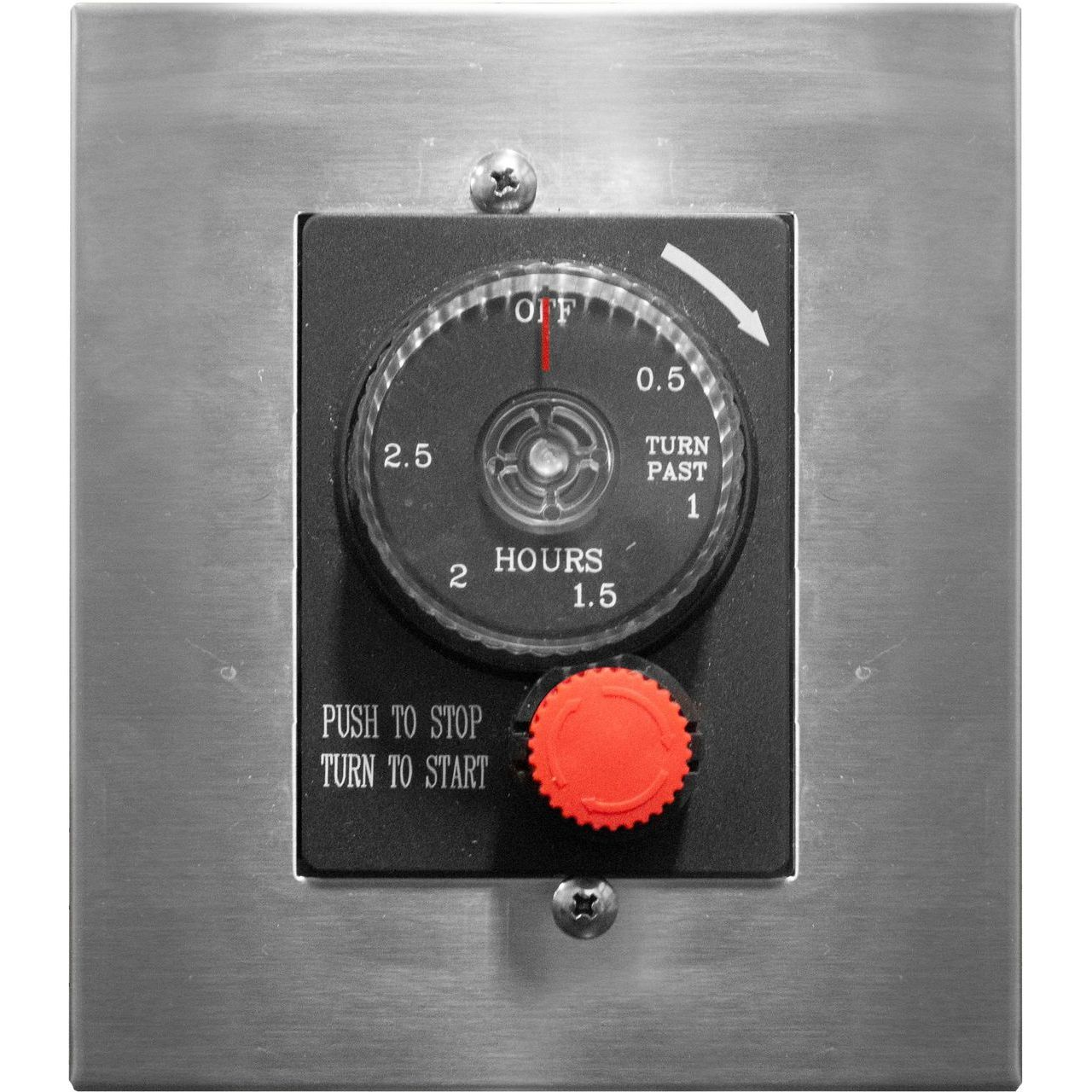 Summerset E-STOP Gas Timer Surface Mounting Kit