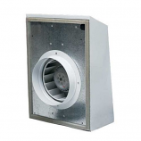 "Continental Fan EXT 66W External Mount 4"" Duct Fan - 118 cfm"