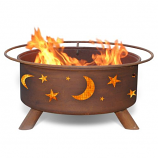 Patina F100 Evening Sky Fire Pit