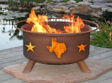 Texas State & Stars F102 By Patina Products