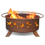 Patina F110 Flower and Garden Fire Pit