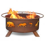 Patina F113 Safari Fire Pit