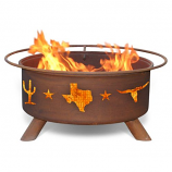 Patina F115 Lone Star Fire Pit