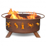 Patina F116 Atlantic Coast Fire Pit