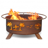 Patina F117 Pacific Coast Fire Pit