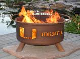 Miami Fire Pit F225 By Patina Products
