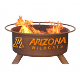 Patina F401 University of Arizona Fire Pit