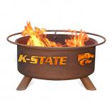 Patina F406 Kansas State Fire Pit