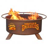 Patina F411 University of Montana Fire Pit