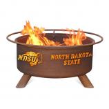 Patina F460 North Dakota State Fire Pit