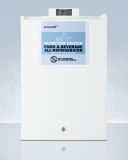 Summit FF31L7NZ Compact All-Refrigerator - White
